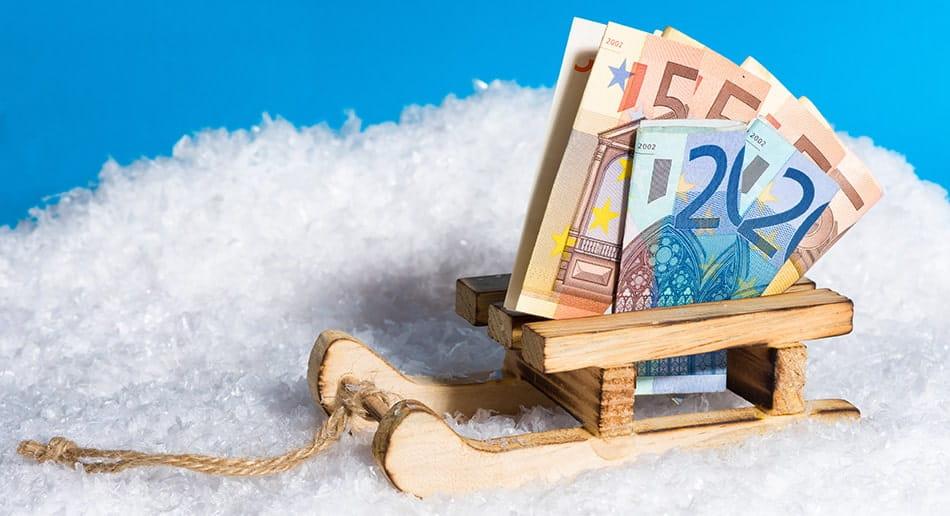 euro na wyjazd na narty